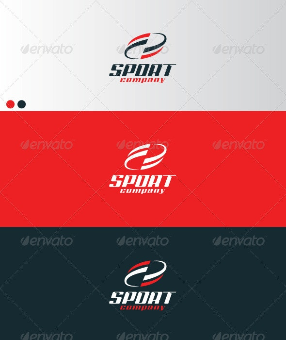 Technology sport Logo Template for Your workout Business Card
